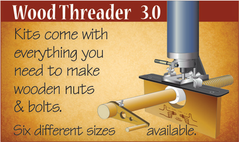 Wood Threader 3.0